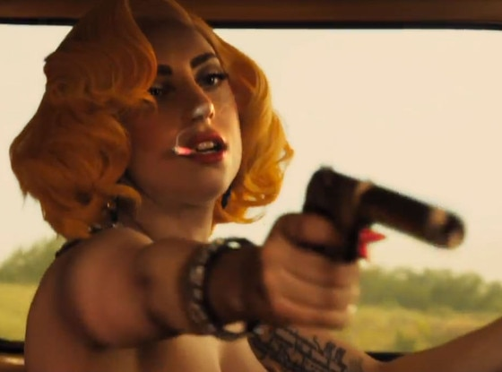 Lady Gaga, Machete Kills