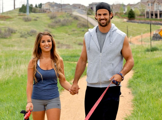 Jessie James, Eric Decker