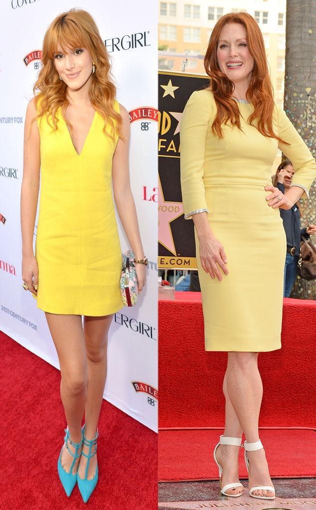 Julianne Moore, Bella Thorne