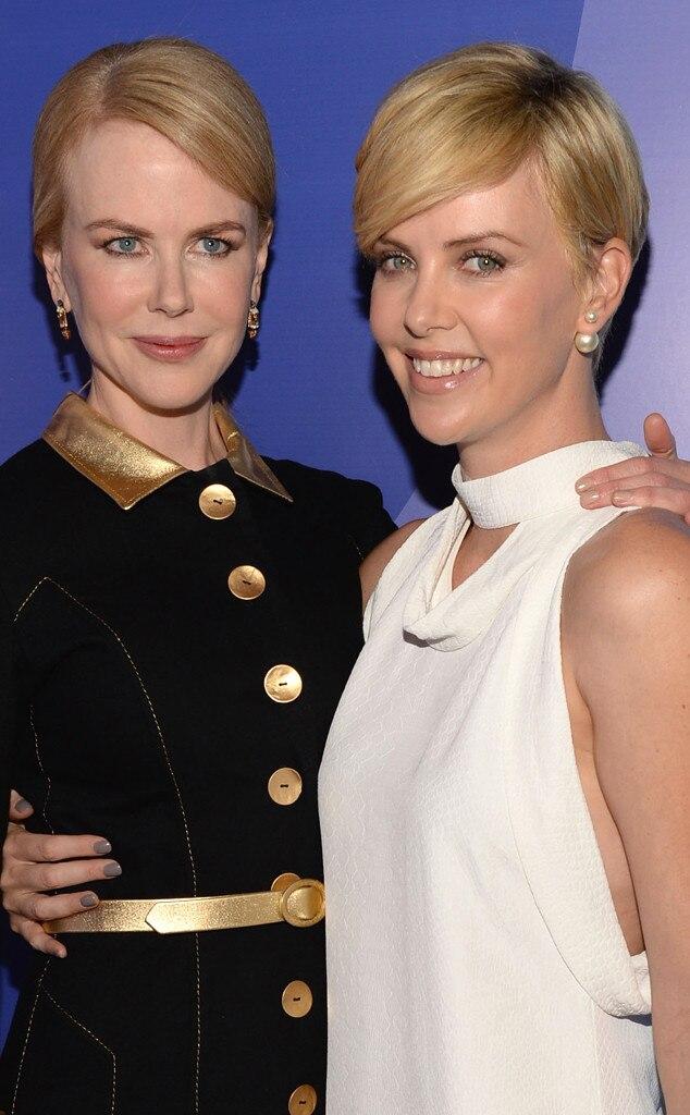 Nicole Kidman, Charlize Theron