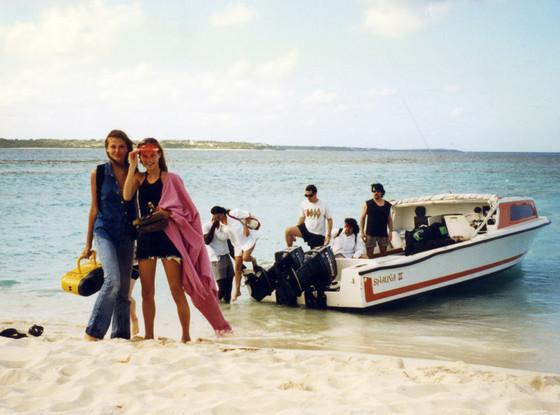 Kate Moss, Line Magazine