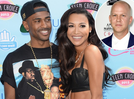 Big Sean, Naya Rivera, Ryan Murphy