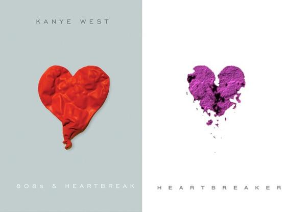 Kanye West, Justin Bieber, Heartbreaker