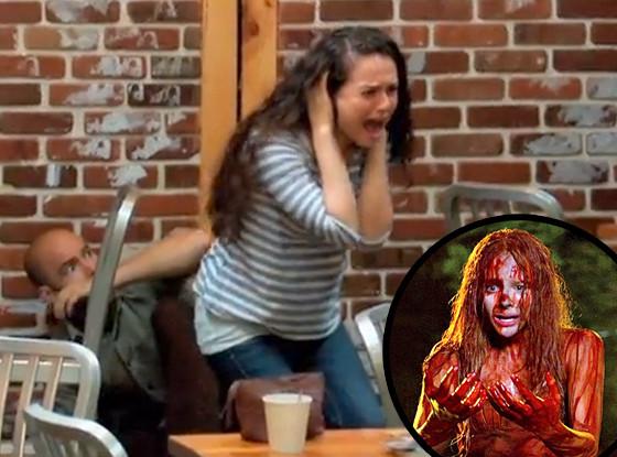 Carrie, Coffee Shop