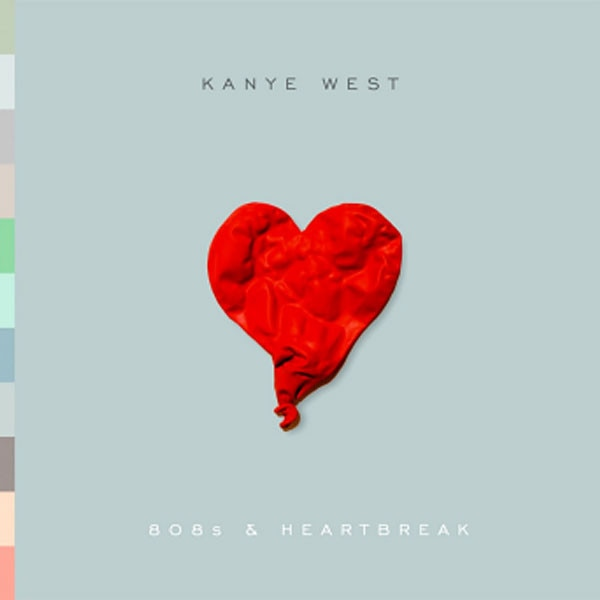 Kanye West, 808's and Heartbreak