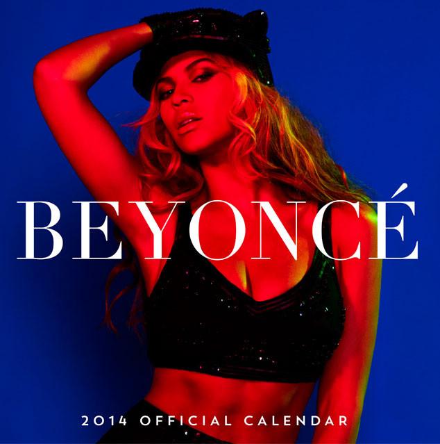 Beyonce Calendar