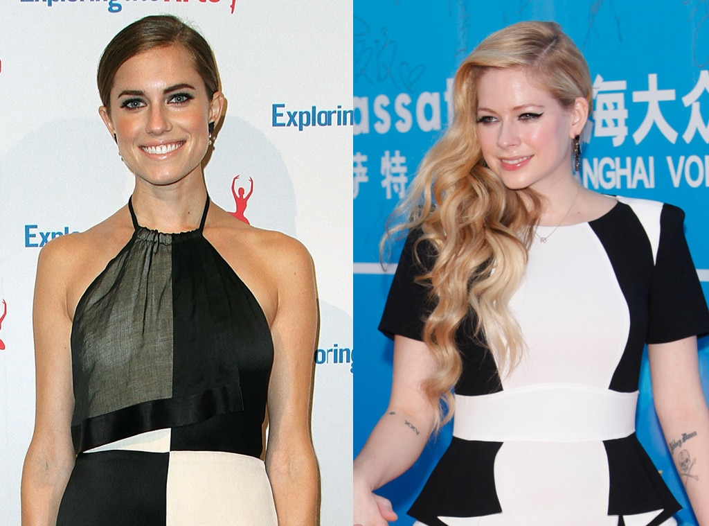 Avril Lavigne, Allison Williams