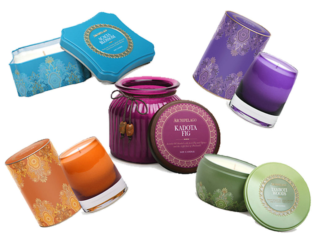 Archipelago Botanicals Candles From Chic Fall Home D Cor