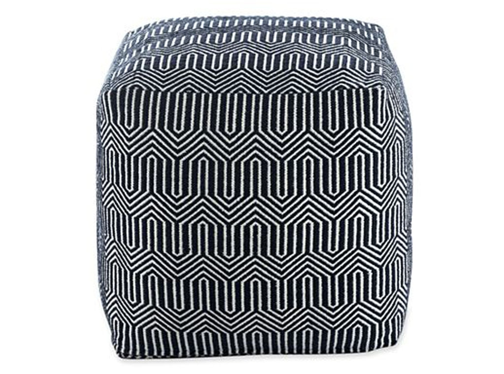 Fall Home Decor, Happy Chic by Jonathan Adler Square Pouf