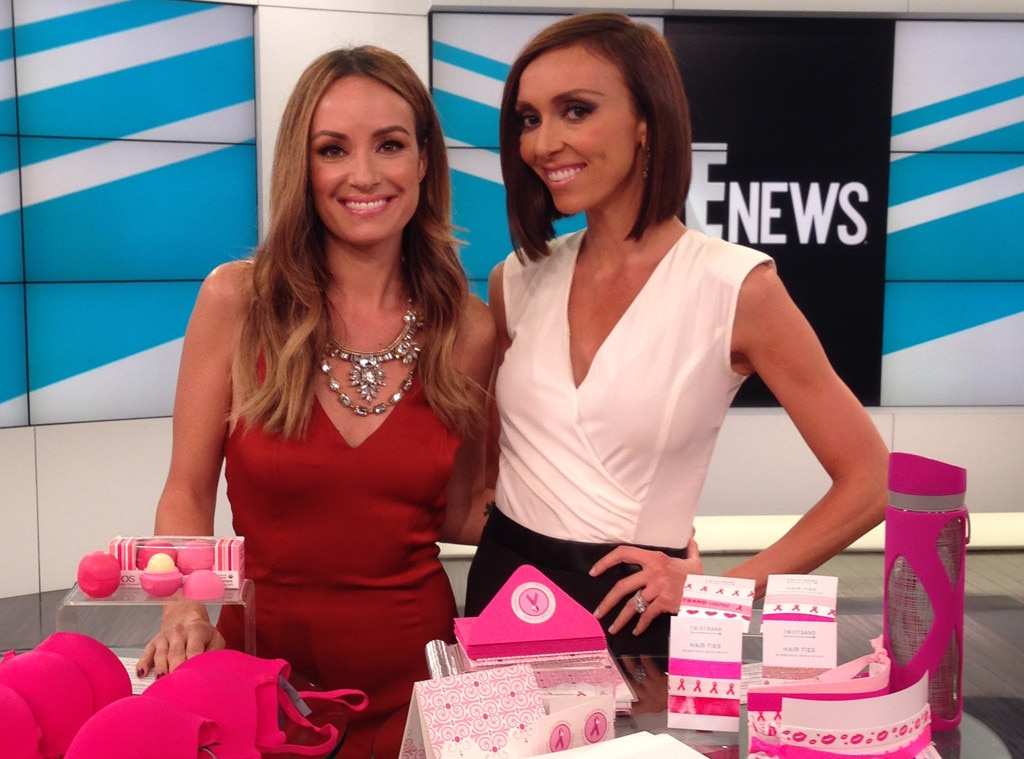 E! News, Breast Cancer Awareness