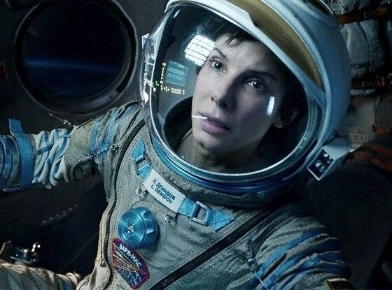 Sandra Bullock, Gravity