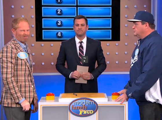 Modern Family Feud, Jimmy Kimmel