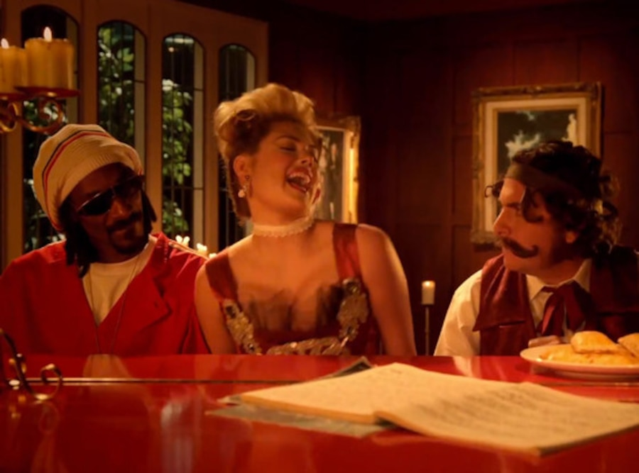 Hot Pockets, Kate Upton, Snoop Dogg, Snoop Lion