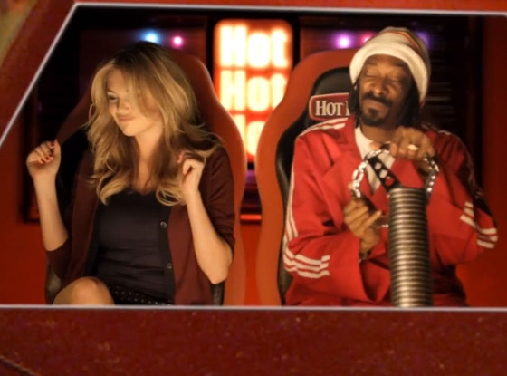 Hot Pockets, Kate Upton, Snoop Dogg, Snoop Lion