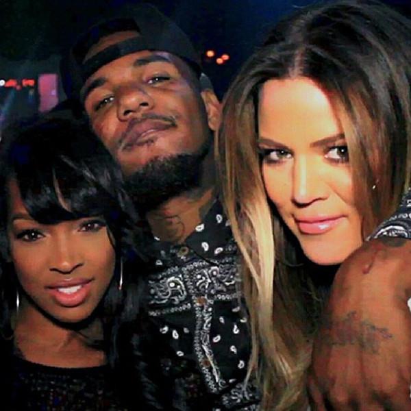 Khloe Kardashian Odom, Malika, The Game