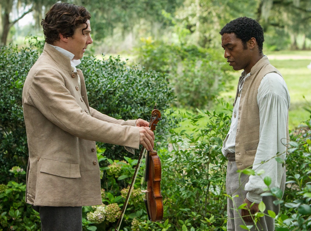Benedict Cumberbatch, Chiwetel Ejiofor, 12 Years a Slave, Twelve Years a Slave