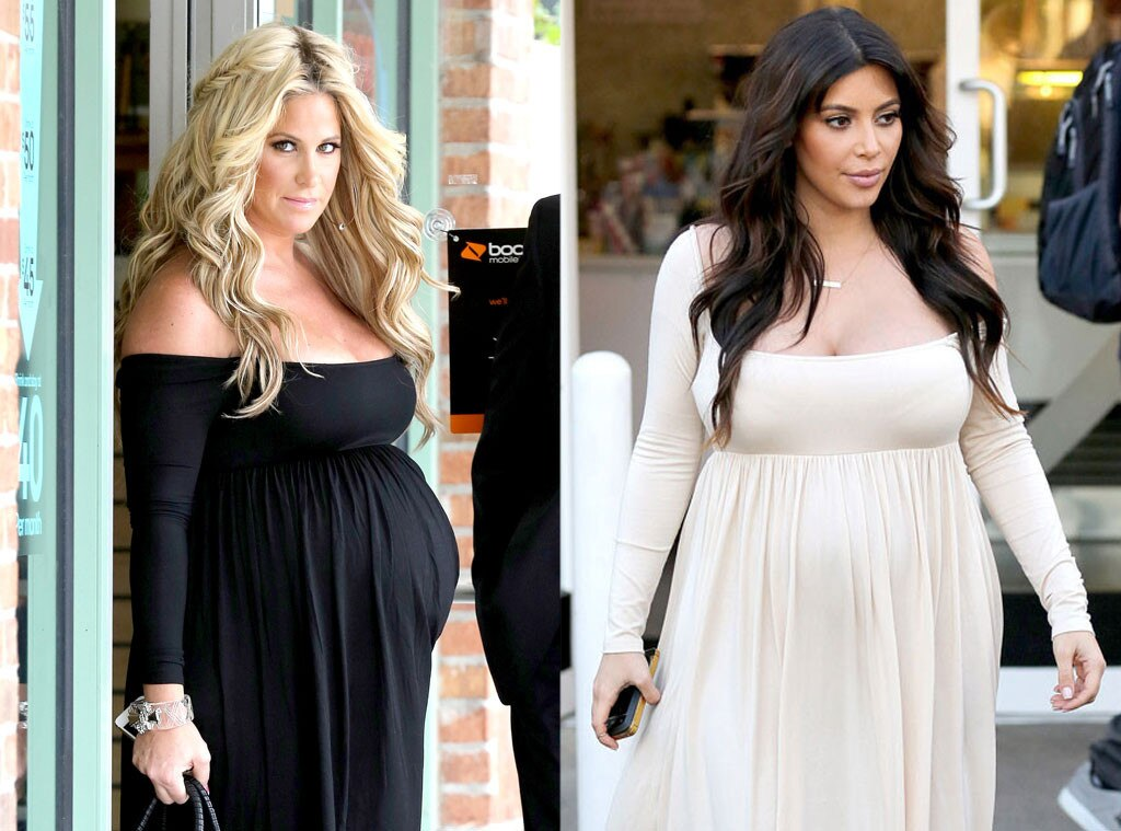 Kim Zolciak, Kim Kardashian