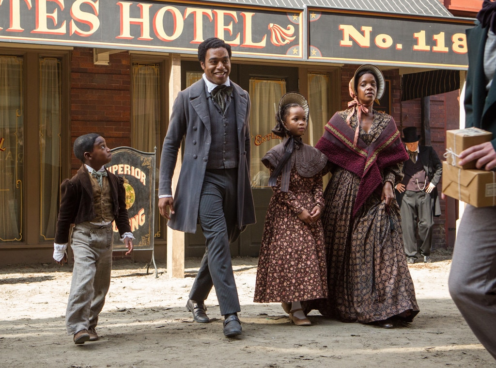 Chiwetel Ejiofor, Quvenzhane Wallis, 12 Years a Slave, Twelve Years a Slave