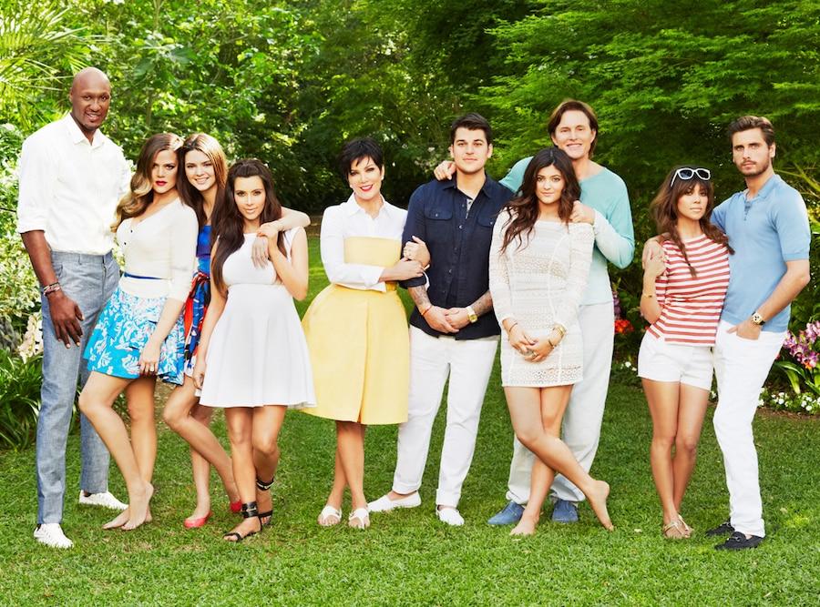 Keeping Up With The Kardashians, Bruce Jenner, Kris Jenner