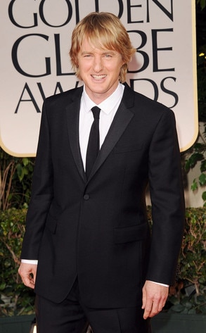 Owen Wilson, Golden Globes