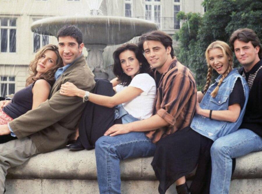 Friends, Cast Shot