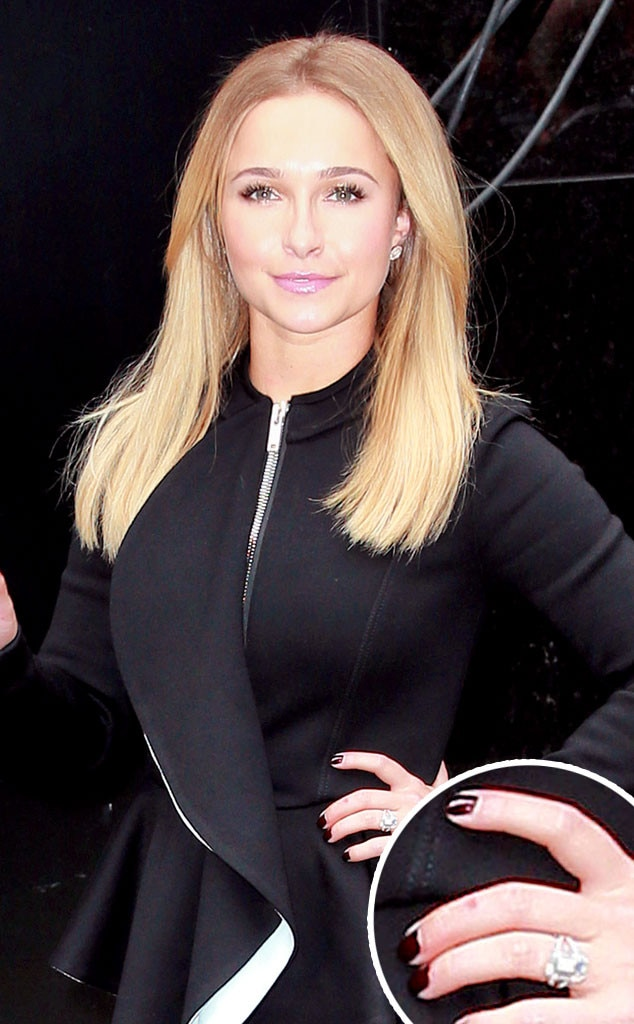 Hayden Panettiere, Ring