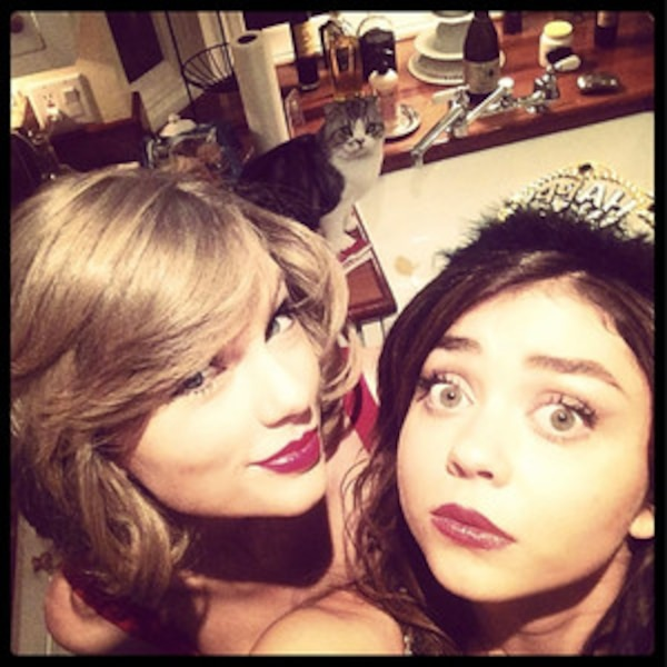 Taylor Swift New Years Eve 2014