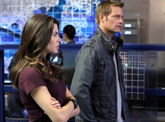Intelligence, Josh Holloway, Meghan Ory