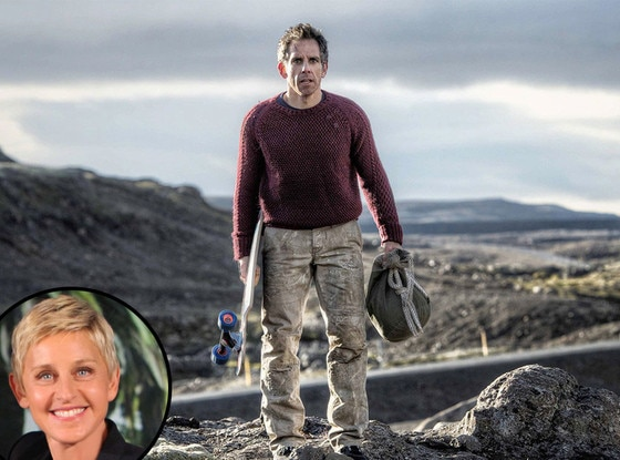 The Secret Life of Walter Mitty, Ellen DeGeneres