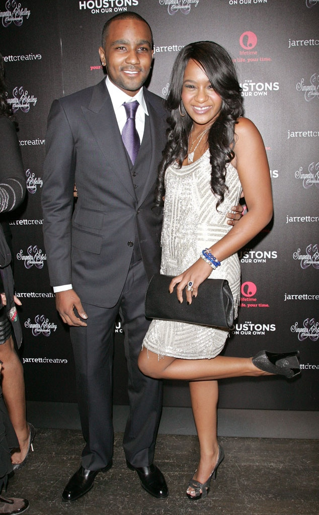 Bobbi Kristina, Nick Gordon