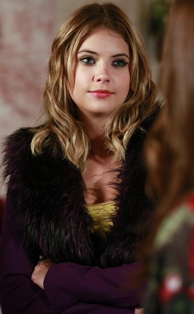 Ashley Benson, Pretty Little Liars