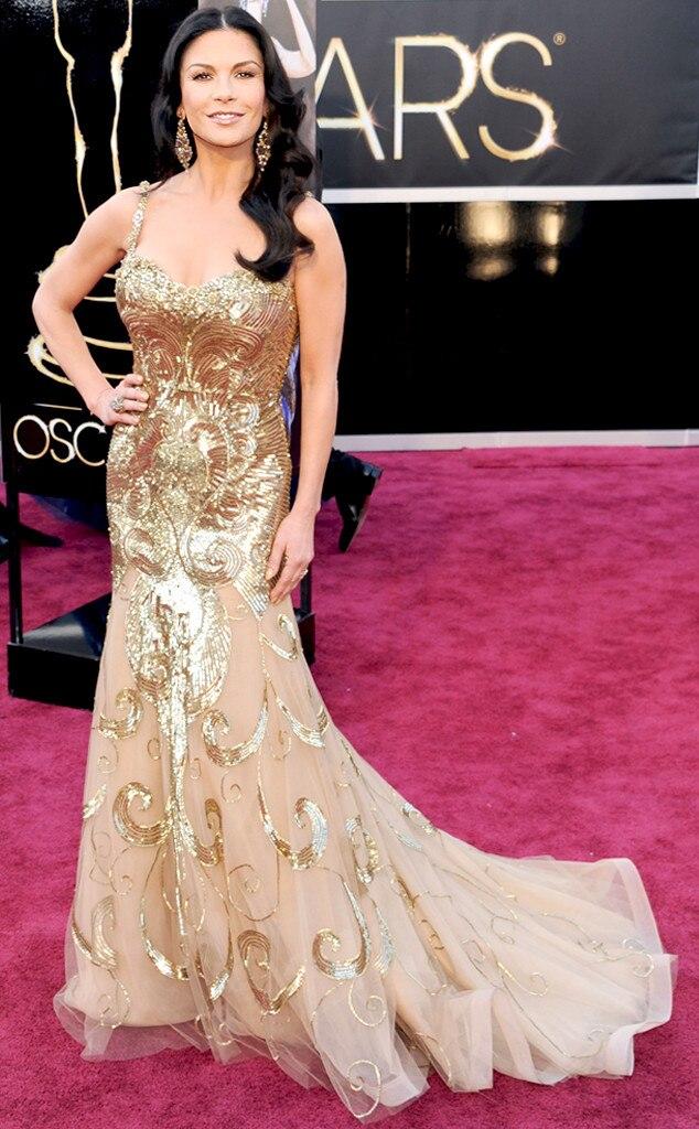 Catherine Zeta-Jones, Oscars 2013