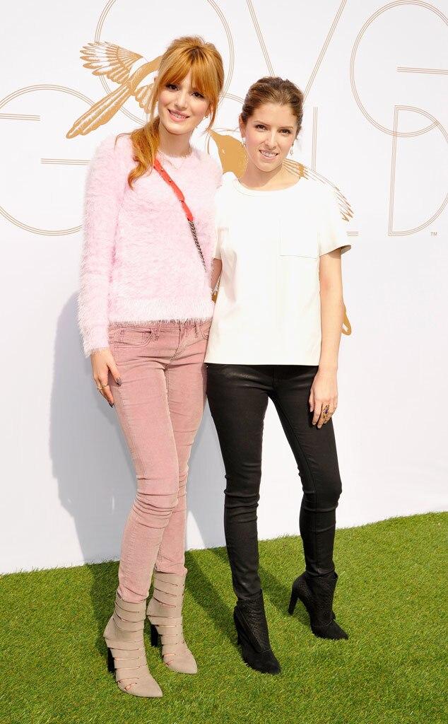 Bella Thorne, Anna Kendrick