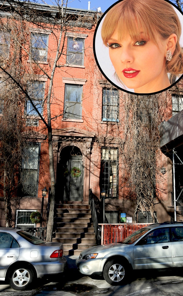 Taylor Swift, House Hunting