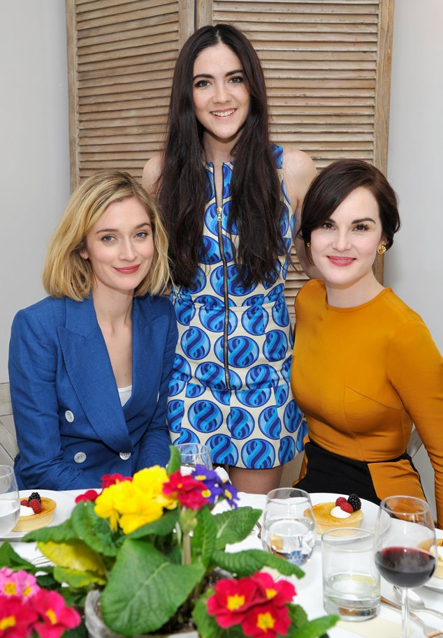 Caitlin Fitzgerald, Isabelle Fuhrman, Michelle Dockery
