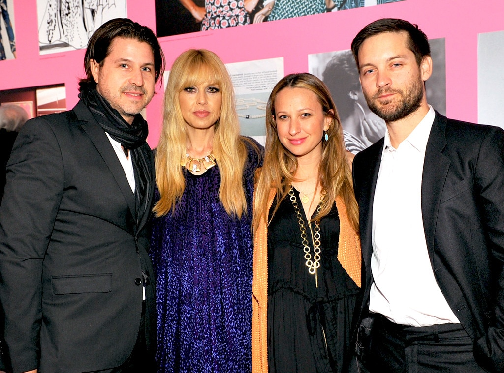 Rodger Berman, Rachel Zoe, Jennifer Meyer, Tobey Maguire, DVF Journey of A Dress