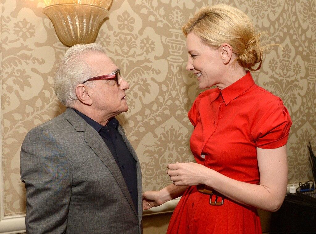 Martin Scorsese, Cate Blanchett, BAFTA