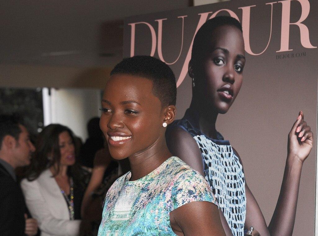 Lupita Nyong'o, DuJour Magazine