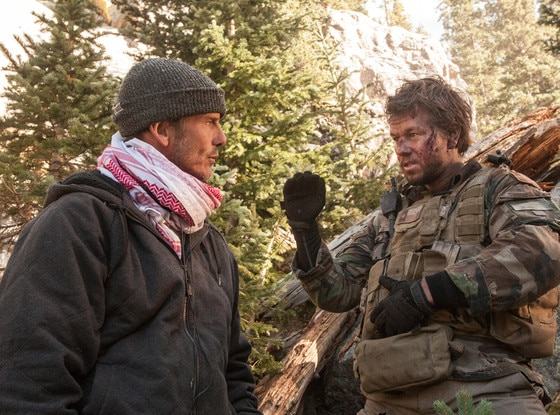 Lone Survivor, Mark Wahlberg, Peter Berg