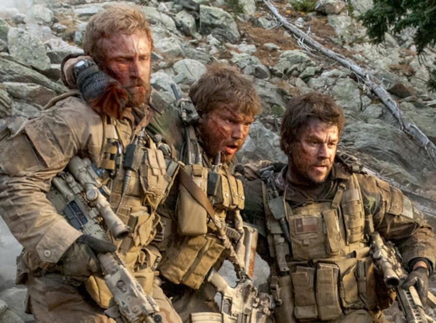 Lone Survivor, Mark Wahlberg, Emile Hirsch, Ben Foster
