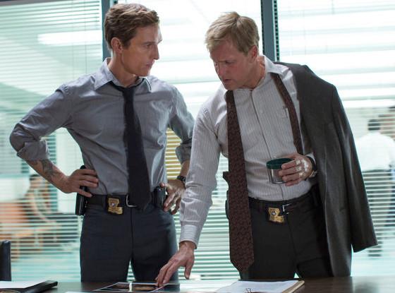 Matthew McConaughey, Woody Harrelson, True Detective