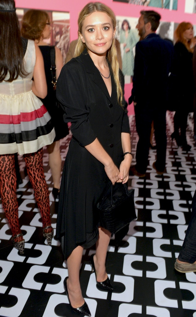 Ashley Olsen, DVF Journey of a Dress