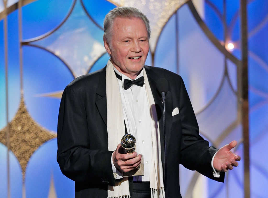 Jon Voight, Golden Globe 2014, Winner