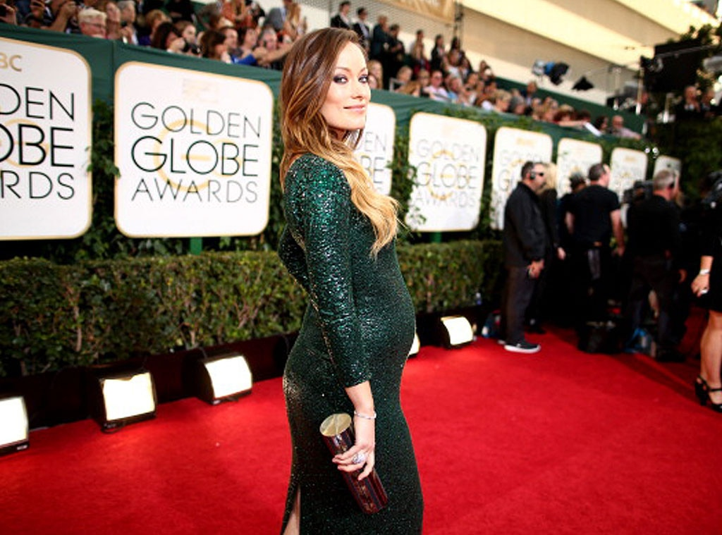 Olivia Wilde, Golden Globe Awards