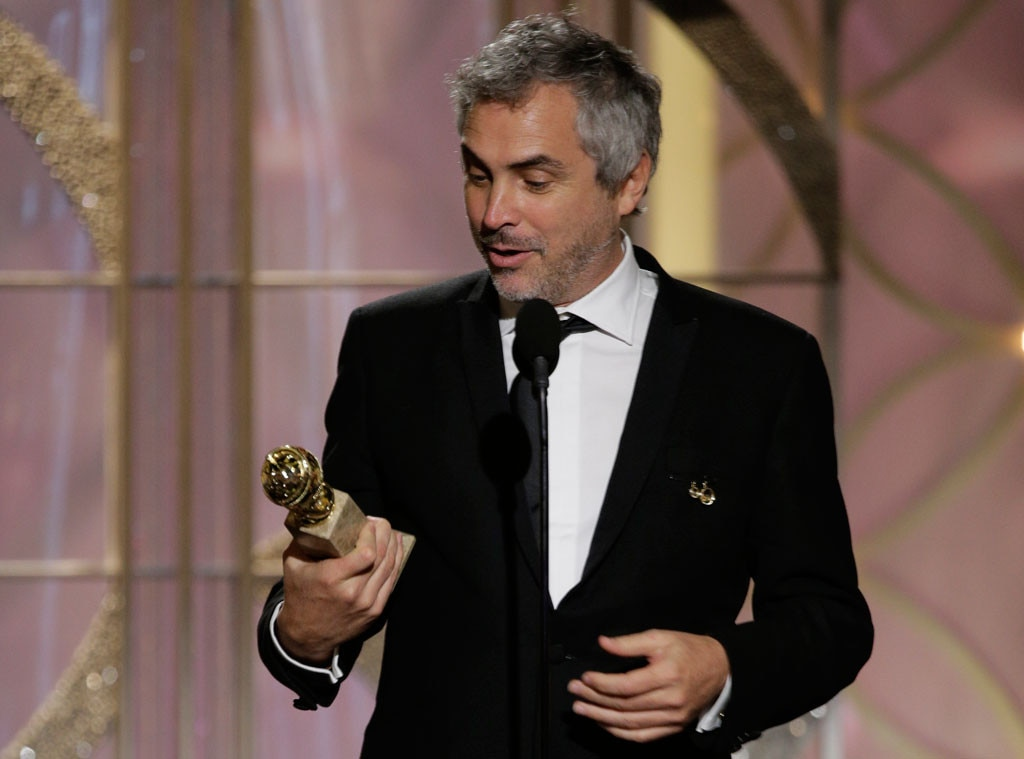 Alfonso Cuaron, Golden Globe Awards, Winner