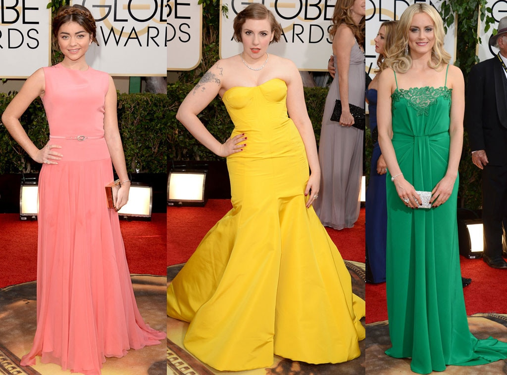 Bold Brights, Golden Globe Awards