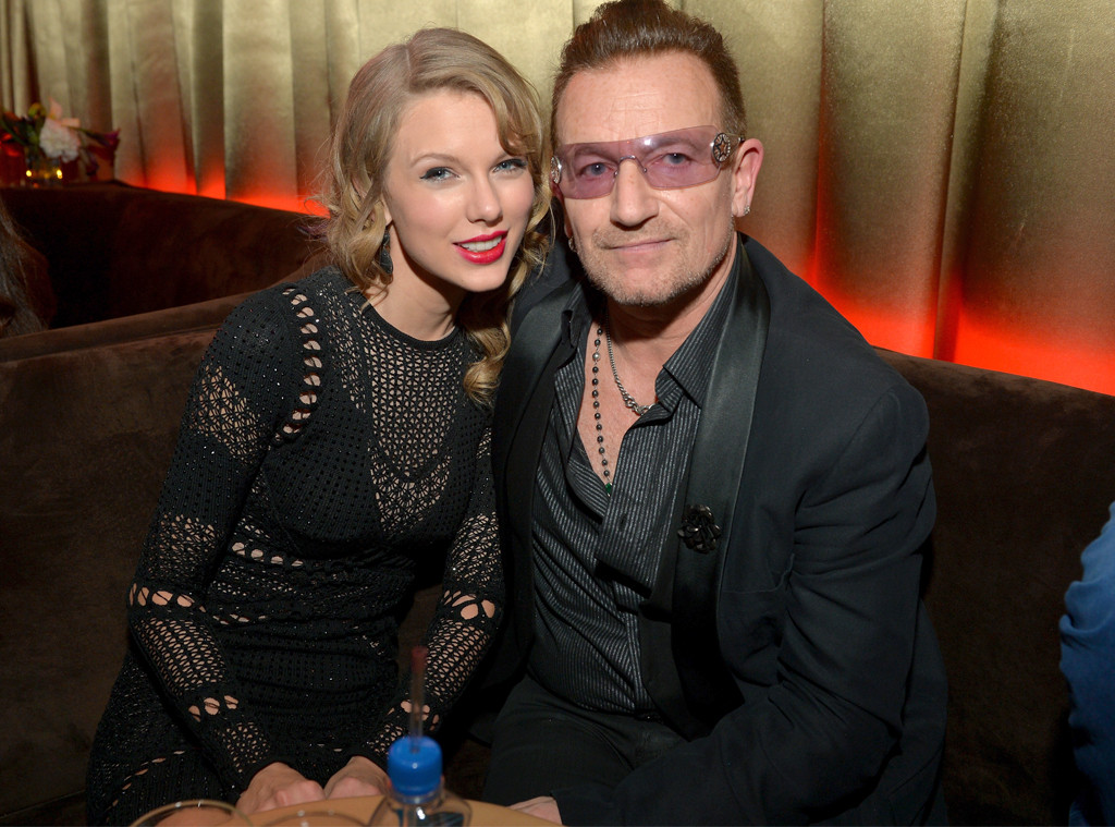Taylor Swift, Bono, Weinstein Company After Party