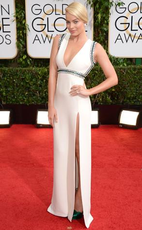 Margot Robbie, Golden Globes