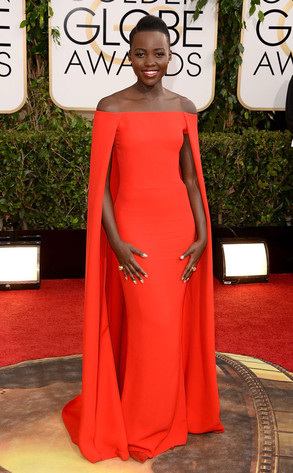 Lupita Nyong'o, Golden Globe Awards