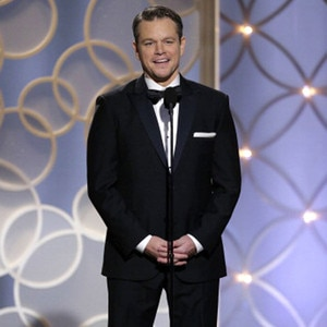 Matt Damon, Golden Globe Awards